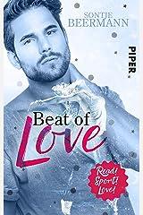Beat of Love: Roman (Read! Sport! Love!) Kindle Ausgabe