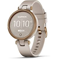 Garmin Lily Sport - Smartwatch Piccolo ed Elegante, 34 mm, Monitoraggio 24/7, App Fitness e Sport, Rose Gold & Light…