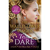 The Wallflower Wager: The uplifting and unforgettable Regency romance. Perfect for fans of Bridgerton: Book 3 (Girl meets Duk