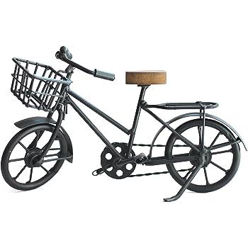 Neu Stifthalter Dreirad Metall Modell Bike Fahrrad 05
