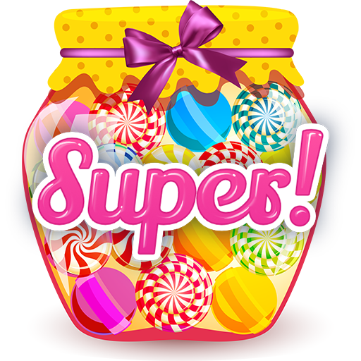 Candy Super for Kids !