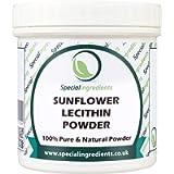 Special Ingredients Sunflower Lecithin Powder 100g
