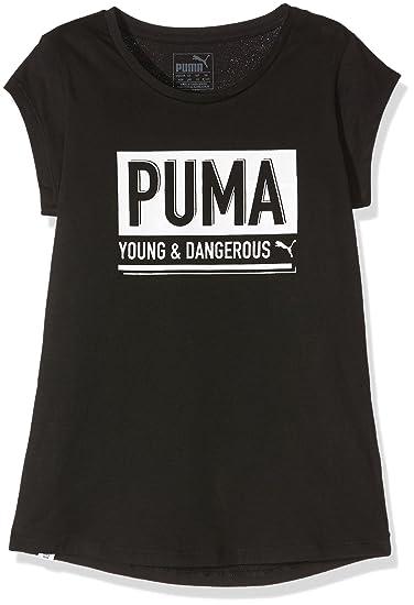 maglietta puma bambina