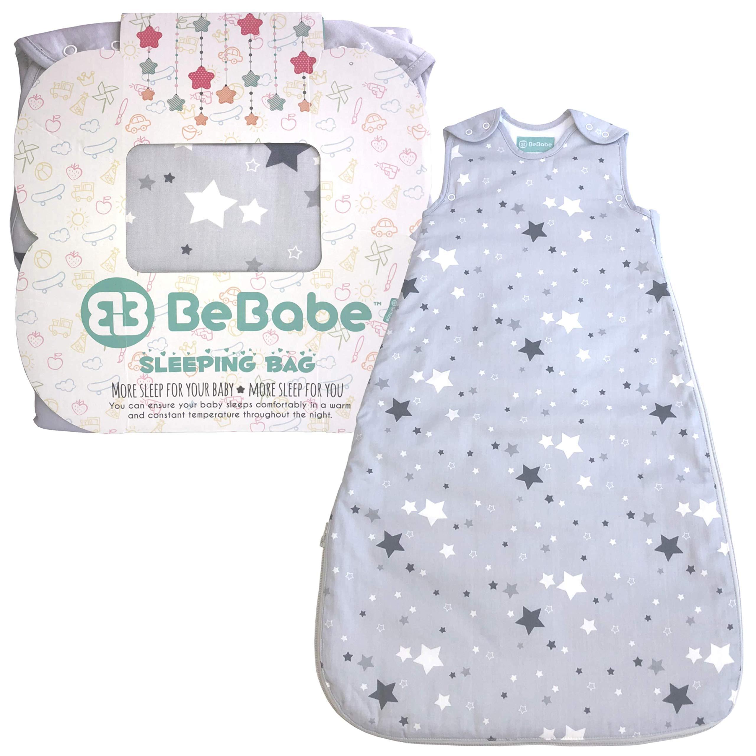 Saco de dormir para bebés tog 2,5 Be Babe | 6-18 meses | Saco de dormir para recién nacidos, niños o niñas | Doble…