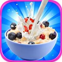My Breakfast Food - Let's Make Oatmeal Kids Cooking Games FREE