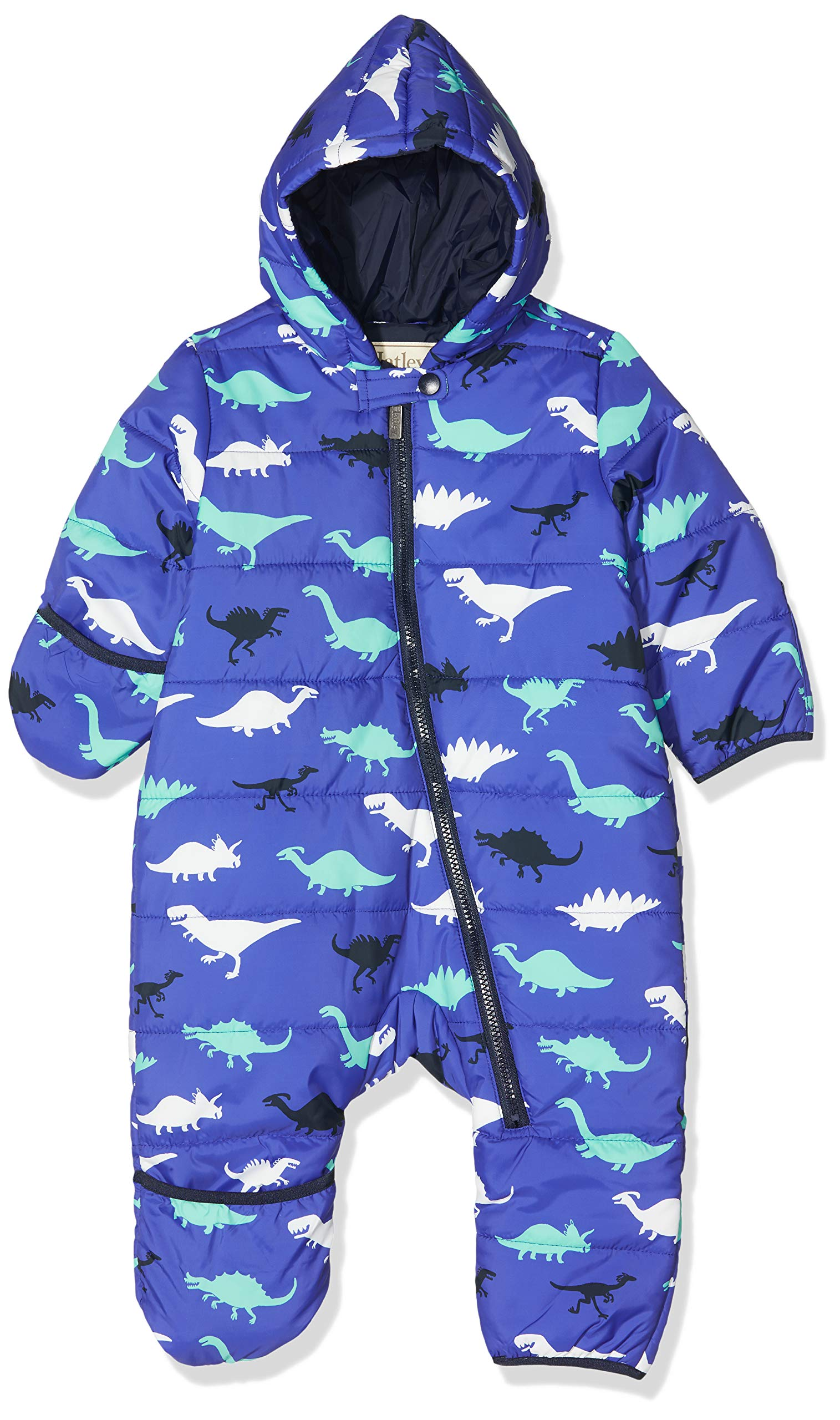 Hatley Mini Rain Bundler Raincoat impermeable para Bebés 1