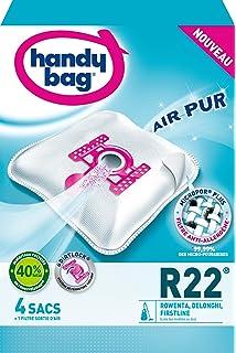 Swirl Lot de 4 sacs pour aspirateur et 1 filtre R 22 MP Plus