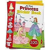 My First Princess Sticker Book