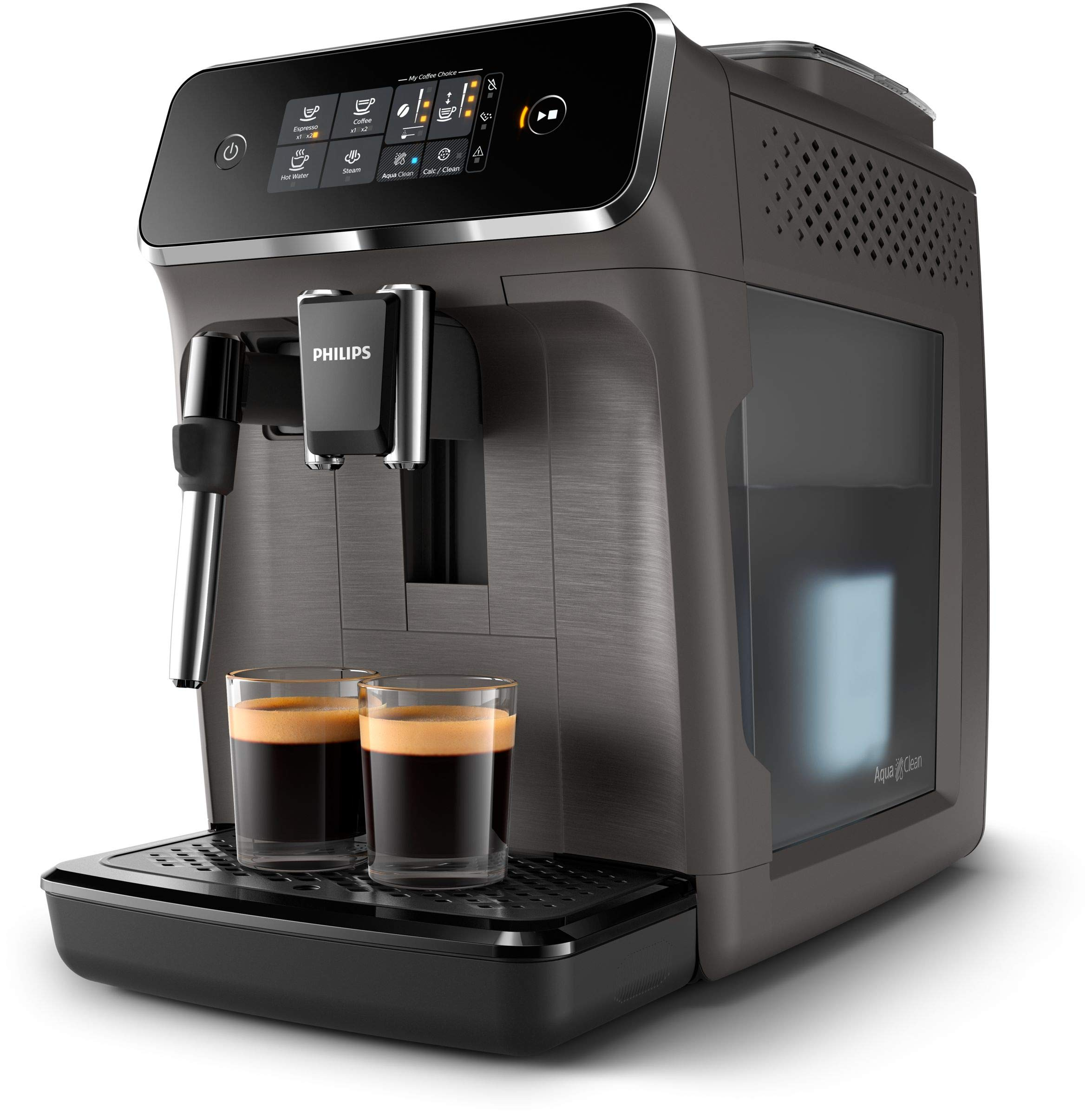 Philips-EP222410-2200-Serie-Kaffeevollautomat-Grau