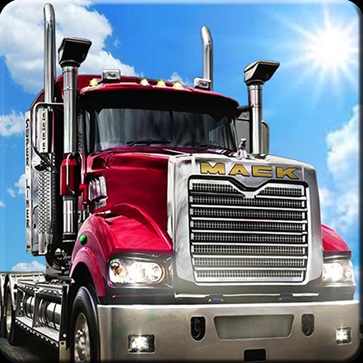 Cargo Truck simulator 2017 -