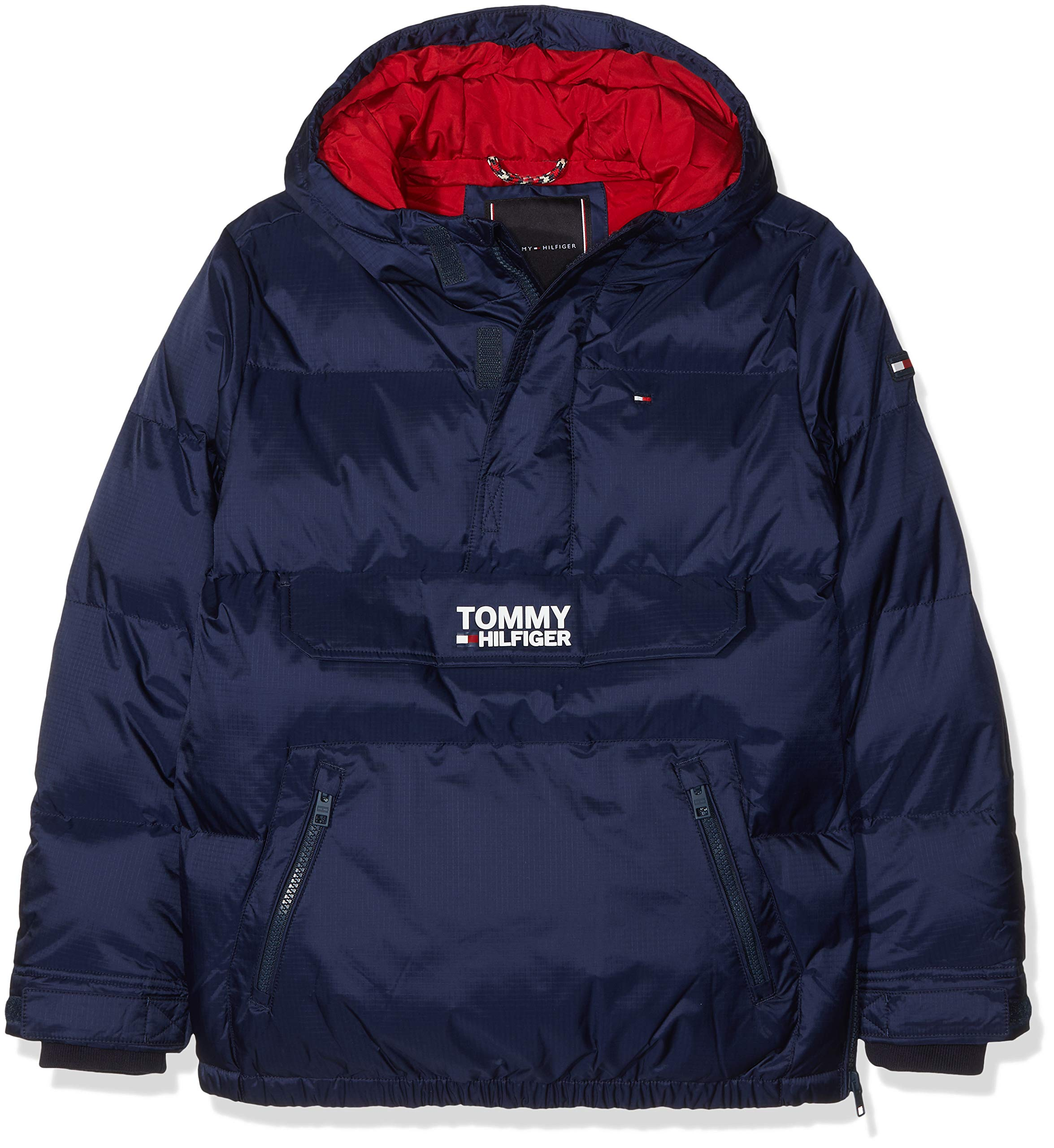 Tommy Hilfiger Padded Pop Over Jacket Chaqueta para Niños