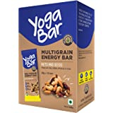 Yogabar Nuts and Seeds Multigrain-Energy Bar - Healthy Diet Snacks with Dates, Oats and Millets, Gluten Free and High…