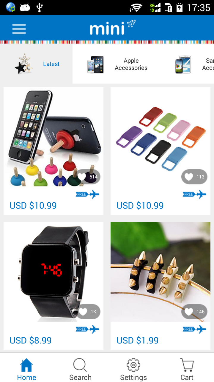 Mini - Cool Gadgets, Electronic Gadgets on Sale, Free