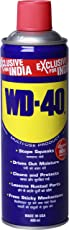 WD-40 400TC0313B Multi-Use Product Spray with Straw, 400 ml