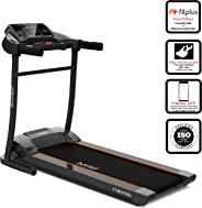 Fitkit FT098 Series (2 HP Peak) Motorized Treadmill with Free Dietitian,Personal Trainer, Doctor Consultation and Installati