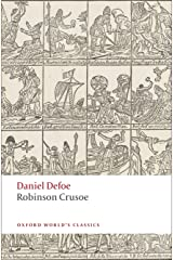 Robinson Crusoe n/e (Oxford World's Classics) Paperback