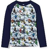 LEGO Mwa-Langarmshirt Ninjago Camiseta para Niños