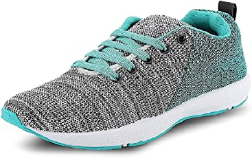 Tempo Men's Running Sports Shoes (CLSC Green)