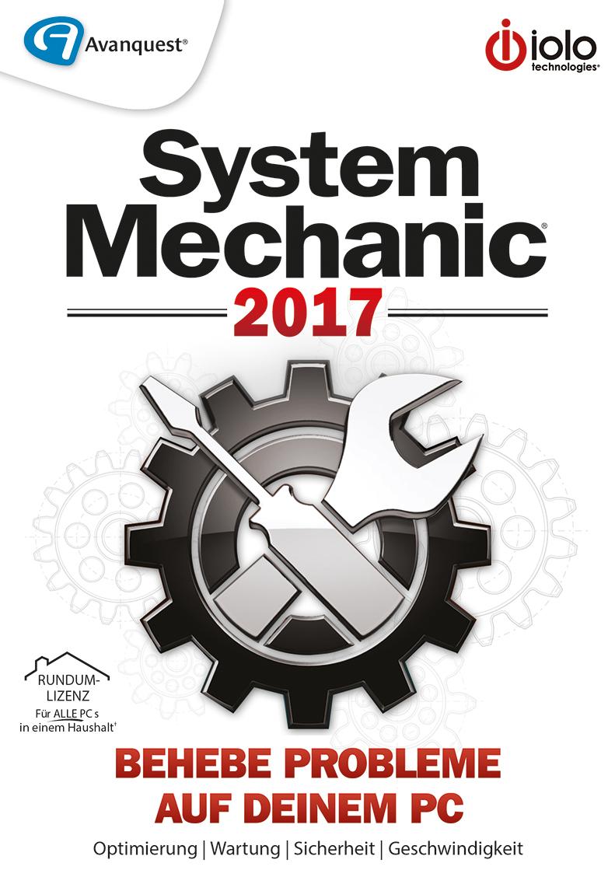System Mechanic 2017 - BEHEBE PR...