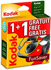 Kodak FUN Saver Einwegkamera 1+1 Pack