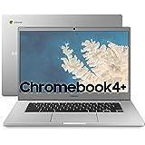 Samsung Chromebook 4+ - Laptop 64GB, 4GB RAM, Silver Titan