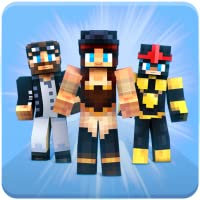 Super Hero Skin Master for PE (Premium Edition)