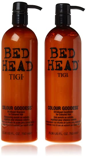 bed head shampoo for coloured hair