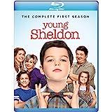 Young Sheldon: The Complete First Season (2 Blu-Ray) [Edizione: Stati Uniti]
