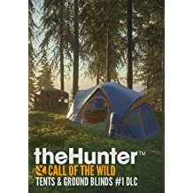theHunter: Call of the Wild – Tents & Ground Blinds [PC Code - Steam]