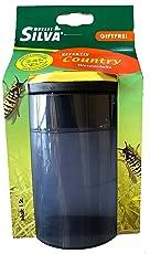 Silva Country Wespenfalle Indoor und Outdoor Wespenfalle giftfrei und Umweltfreundlich