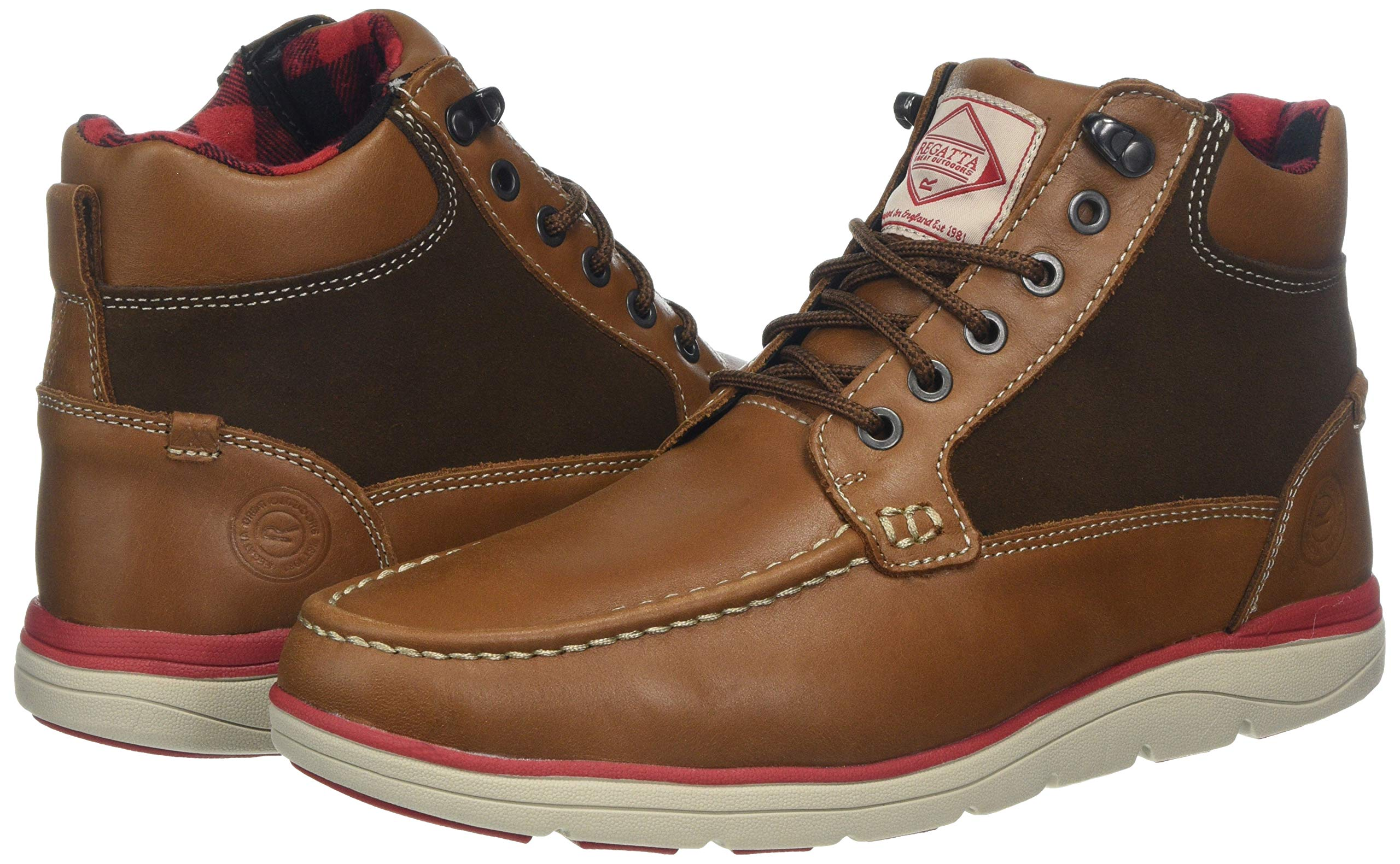 Regatta Denshaw, Men's High Rise Hiking Boots 5