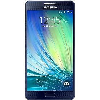 "Samsung Galaxy A5 - Smartphone libre Android (pantalla 5"", cámara 13 Mp, 16 GB, Quad-Core 1.2 GHz, 2 GB RAM), negro (importado)"