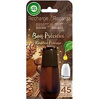 Air Wick Huiles Essentielles Recharge Essential Mist Edition Limitée Parfum Bois Précieux 20 ml