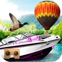 VR Verrückte Boat Adventure