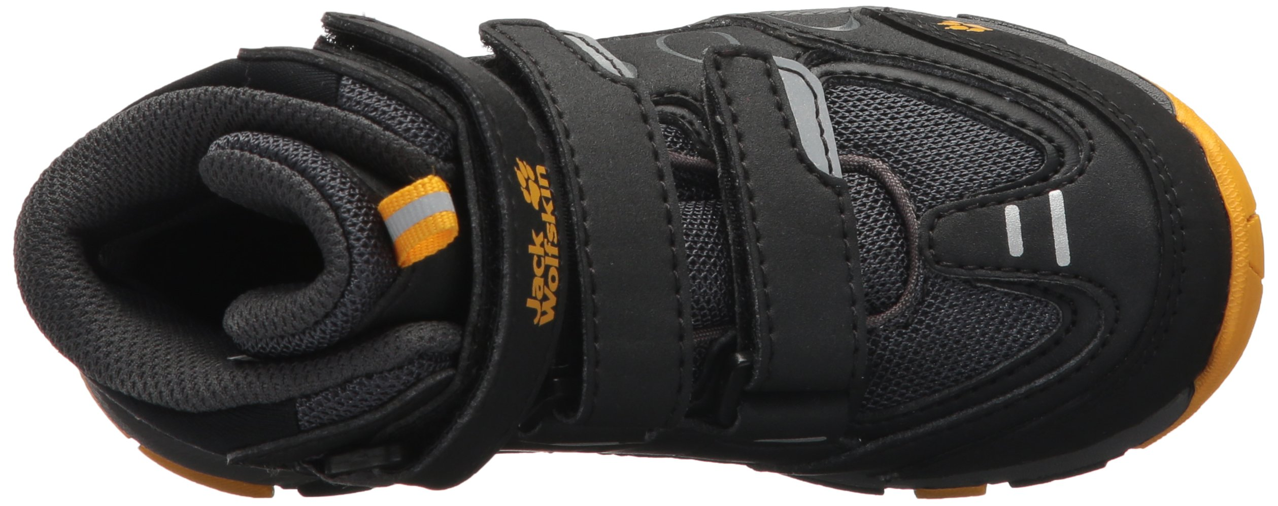 Jack Wolfskin Boy's Unisex Kids' MTN Attack 2 Texapore Mid Vc K High Rise Hiking Shoes Child 8