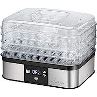 PROFI COOK PC-DR1116 - Déshydrateur automatique - En Acier inoxydable - réglage de la température électronique - Avec…