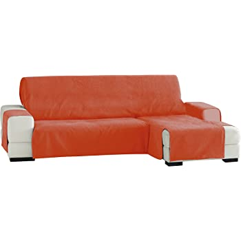 zoco sofa berwurf chaise longue 240 cm rechts frontalsicht fb 19 orange. Black Bedroom Furniture Sets. Home Design Ideas