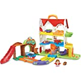 Vtech Baby 80-163004 - Kleine Entdeckerbande - Spielhaus