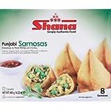 Shana Punjabi Samosas, 460g (Frozen)