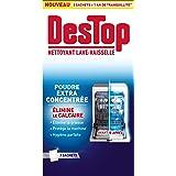 Destop Nettoyant Lave Vaisselle - Lot de 4x3 sachets