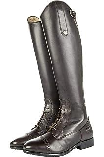 Reitstiefel Reitstiefel & Zubehör HKM Reitstiefel Italy Soft Leder normal/extra weit 6549