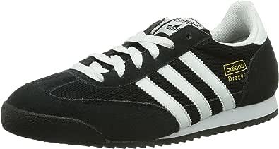 adidas dragon trainers black