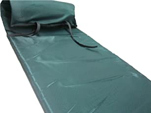 D.V. Saharan & Son Sleeping Mat Army Style For Camping, Hiking, Adventure Sport (Size 72X23 Inches)