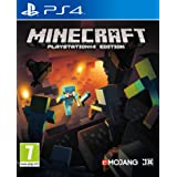 Minecraft - Edición Estándar, PlayStation 4, Disco, Versión 118
