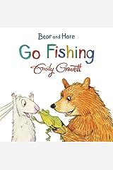 Bear and Hare Go Fishing Board book
