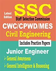 Civil engineering books buy books on civil engineering online at ssc cpwdmescwe civil engineering junior engineer exam with practice fandeluxe Image collections
