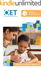 OET Speech Pathology: Official OET Practice Book 1
