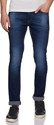 Amazon Brand - Symbol Men's Stretchable Jeans
