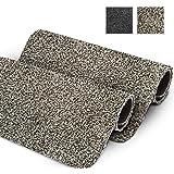 GadHome Felpudo Absorbente, Granite 40 cm x 60 cm | Alfombrilla Antideslizante para Interior y Exterior | Alfombra de Puerta