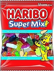 Haribo Super Mix,140g (Pack of 2)